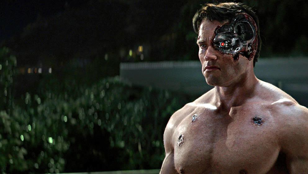 Arnold Schwarzenegger als T-800