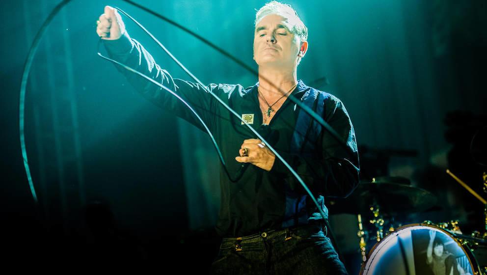 Morrissey bringt 2017 ein neues Soloalbum heraus