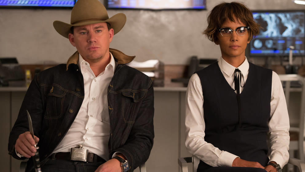 Channing Tatum und Halle Berry.