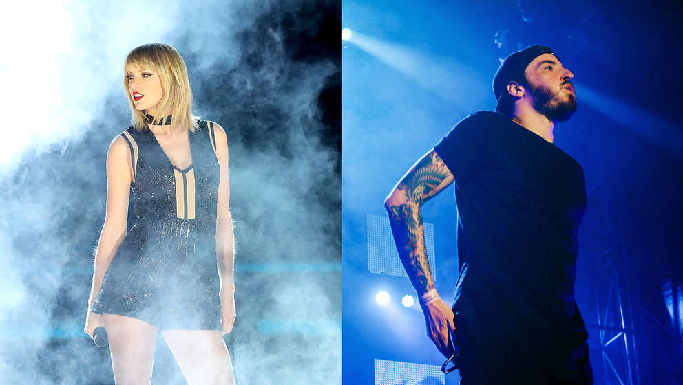 Taylor Swift und Casper
