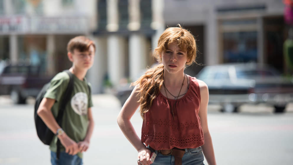 Beverly Marsh leidet unter ihrem gewalttätigen Vater und findet Anschluss bei weiteren verzweifelten Kindern.