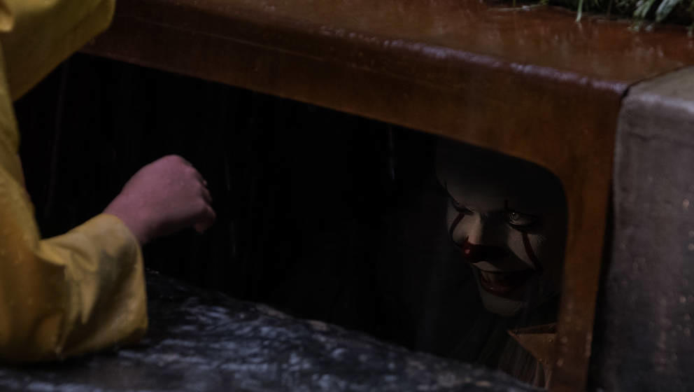 """Down here we all float"""