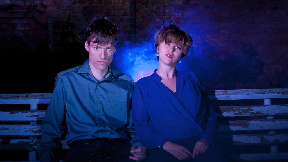 Nicht nur styletechnisch ganz vorne mit dabei Das Power-Herz-Duo Itaca aus Berlin