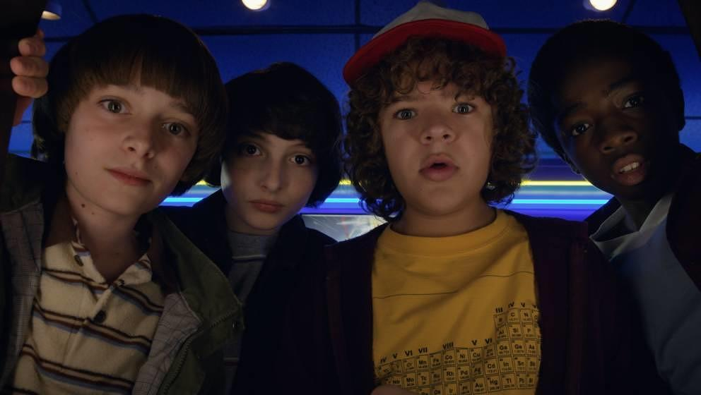 "Die Kids aus ""Stranger Things"""