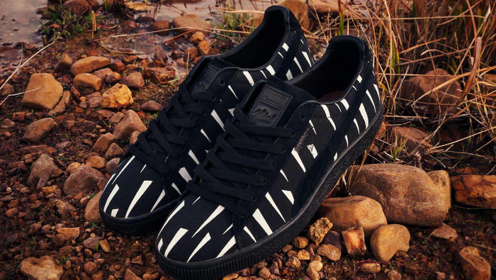 Auch Pumas Sneaker bekamen ein Naturel-Update