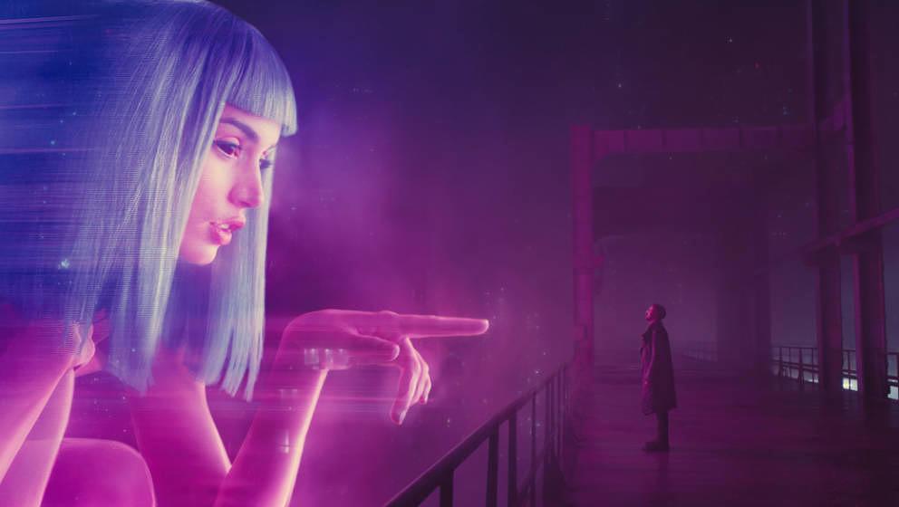 Hologramme dominieren das Stadtbild der Zukunft