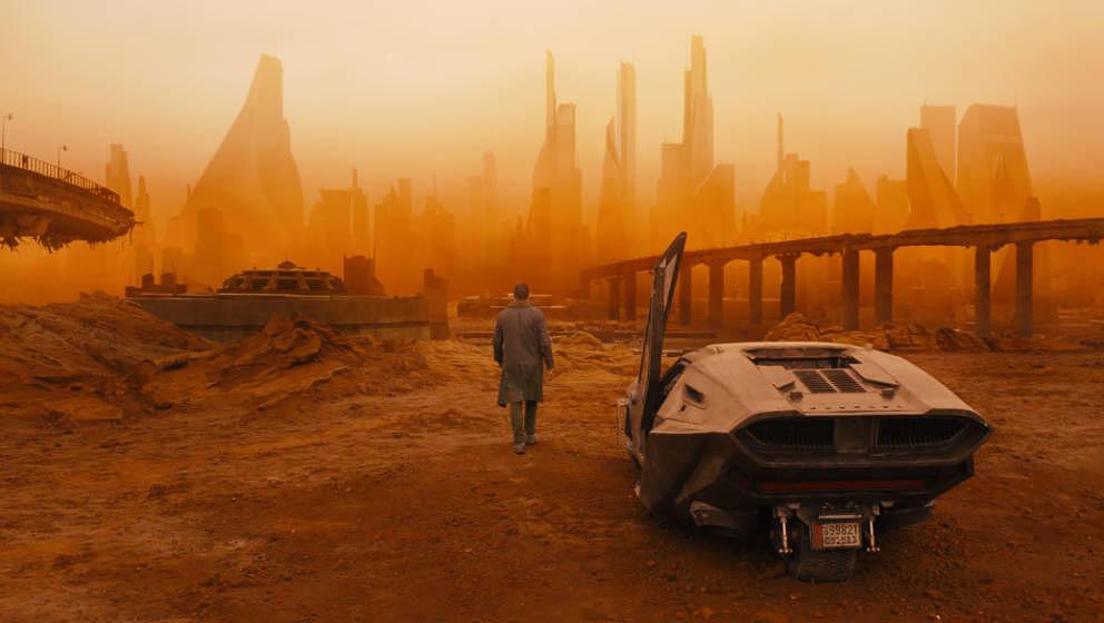 """Las Vegas ist in """"Blade Runner 2049"""" komplett zerstört"""
