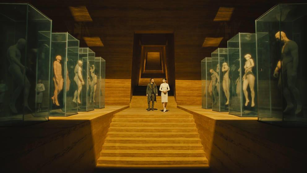 "Die Replikanten-Fabrik in ""Blade Runner 2049"""