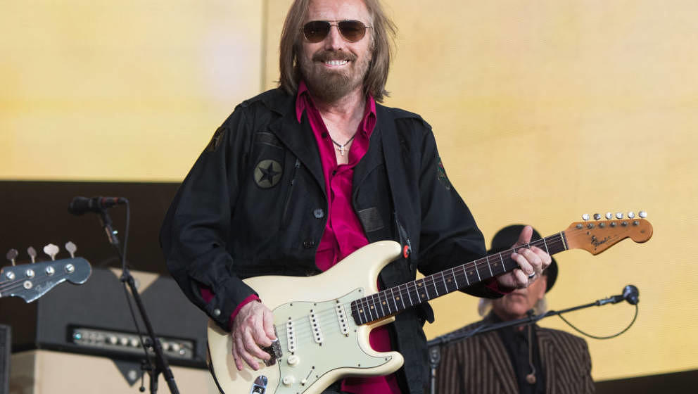 Tom Petty verstarb am vergangenen Montag an Herzversagen.