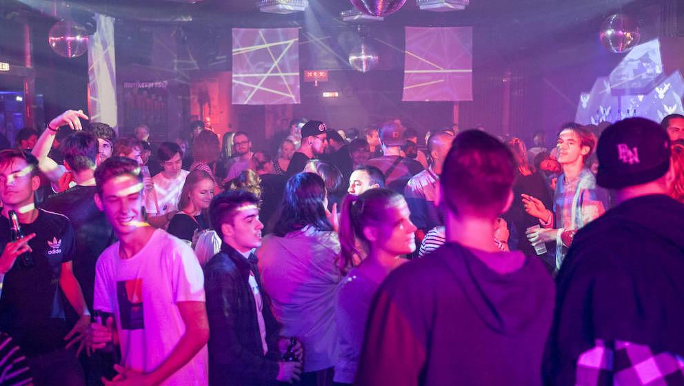 So sah es bei der ME-Klubtour in Berlin aus:
