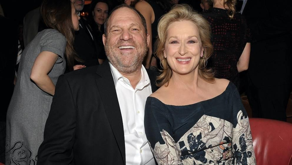 """Meryl Streep: """"Die furchtlosen Frauen, die ihre Stimmen erhoben haben, um diesen Missbrauch zu enthüllen, sind unsere Held"""