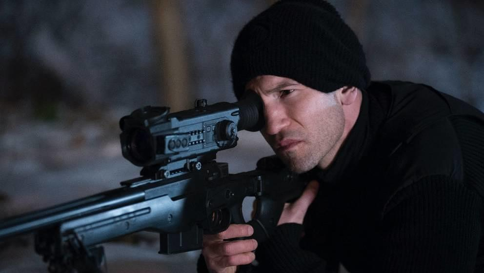 "Jon Bernthal als ""The Punisher""."