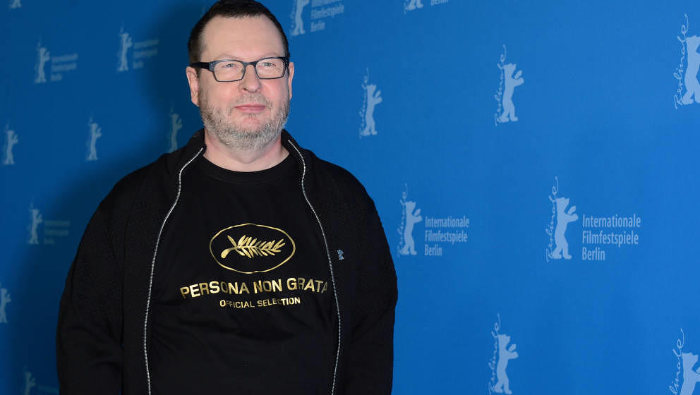 BERLIN, GERMANY - FEBRUARY 09:  Director Lars von Trier attends the 'Nymphomaniac Volume I' (long version) photocall during 6
