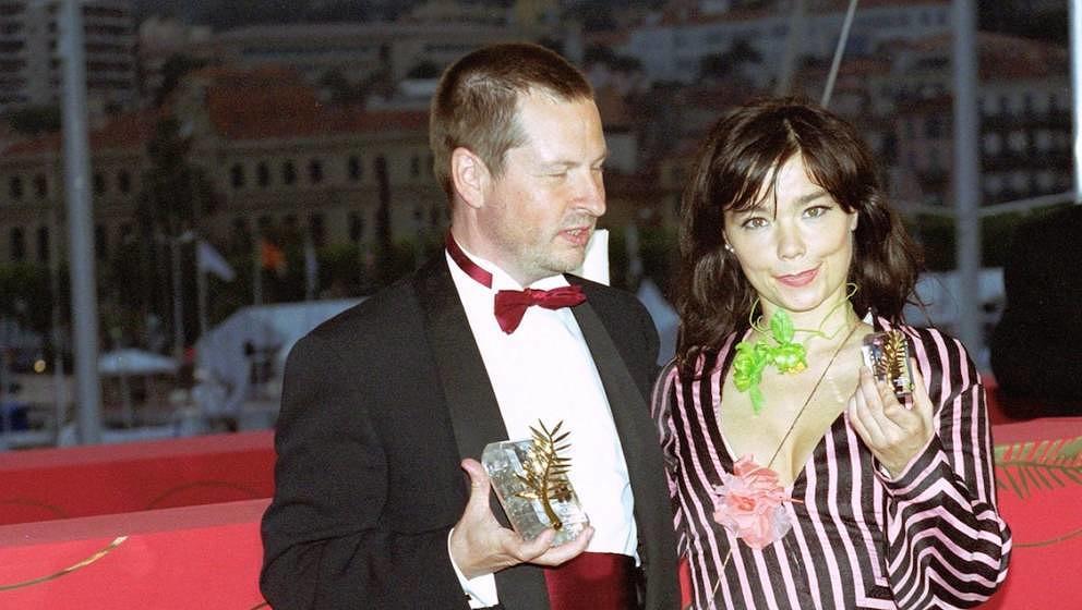 Lars von Trier und Björk