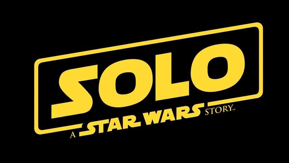 Das Logo des Solo-Films.