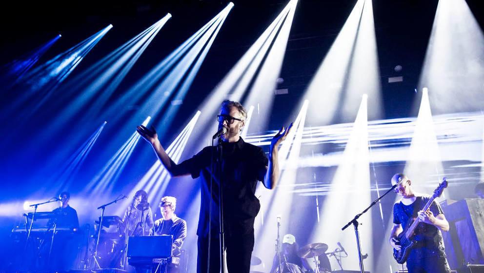 Hatten schon von Anfang an gewonnen: The National live in Berlin am 23. Oktober 2017