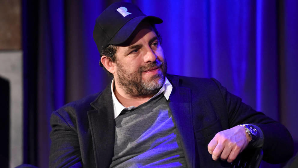 LOS ANGELES, CA - FEBRUARY 06:  Director Brett Ratner speaks at Celebrating Sire Records 50th Anniversary Featuring Seymour S
