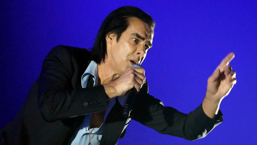 Nick Cave & The Bad Seeds live in London 2017.