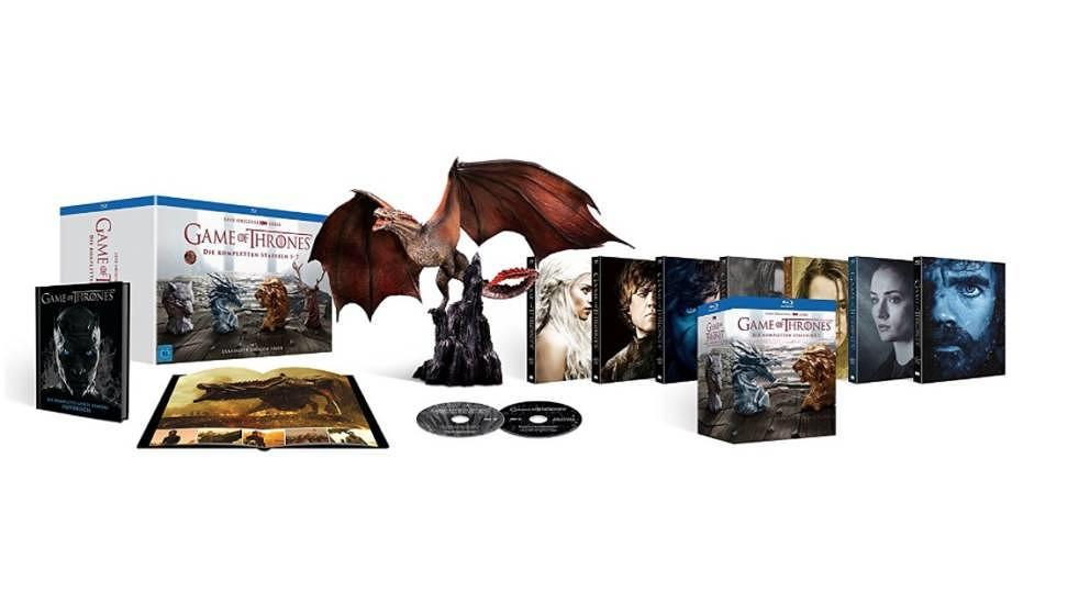 Teuer, aber exklusiv: Die Ultimate Collector's Edition Staffel 1-7