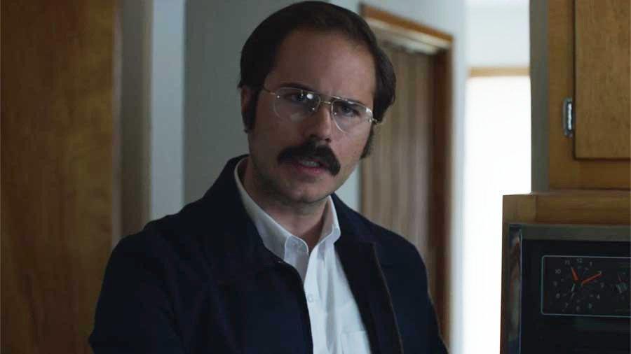 """Dennis Raider in der Serie """"Mindhunter""""."""