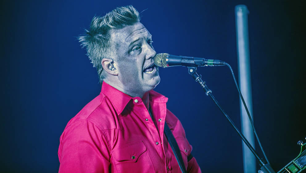 Queens Of The Stone Age live am 11. November 2017 in Berlin
