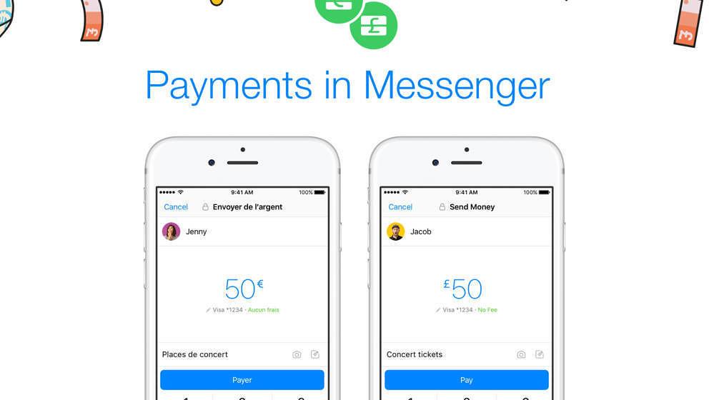 Bezahlen per Messenger – so geht's