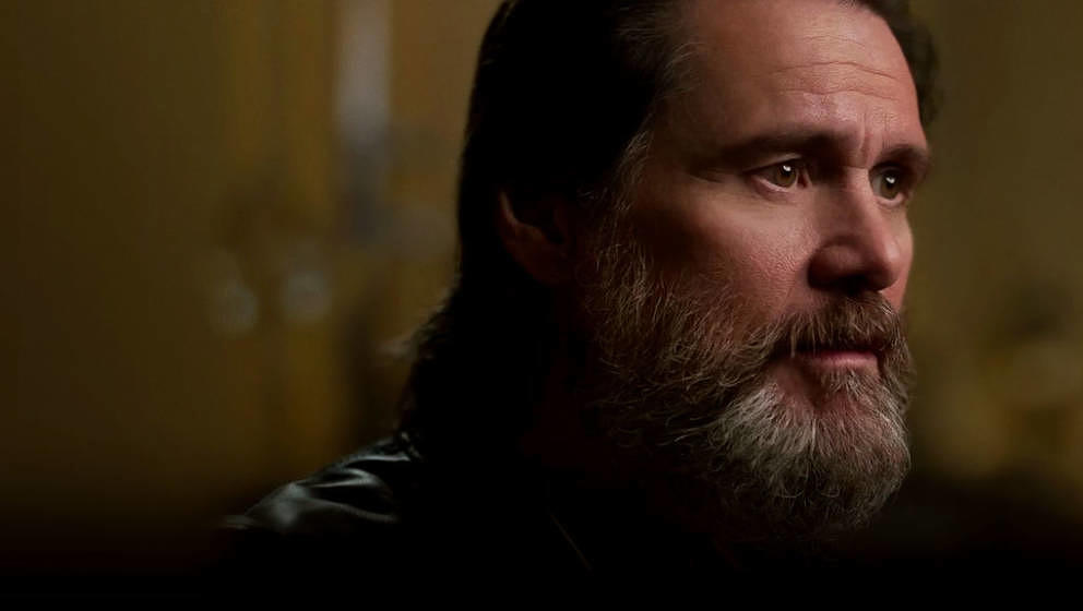 "Jim Carrey in der neuen Netflix-Doku ""Jim And Andy: The Great Beyond"""