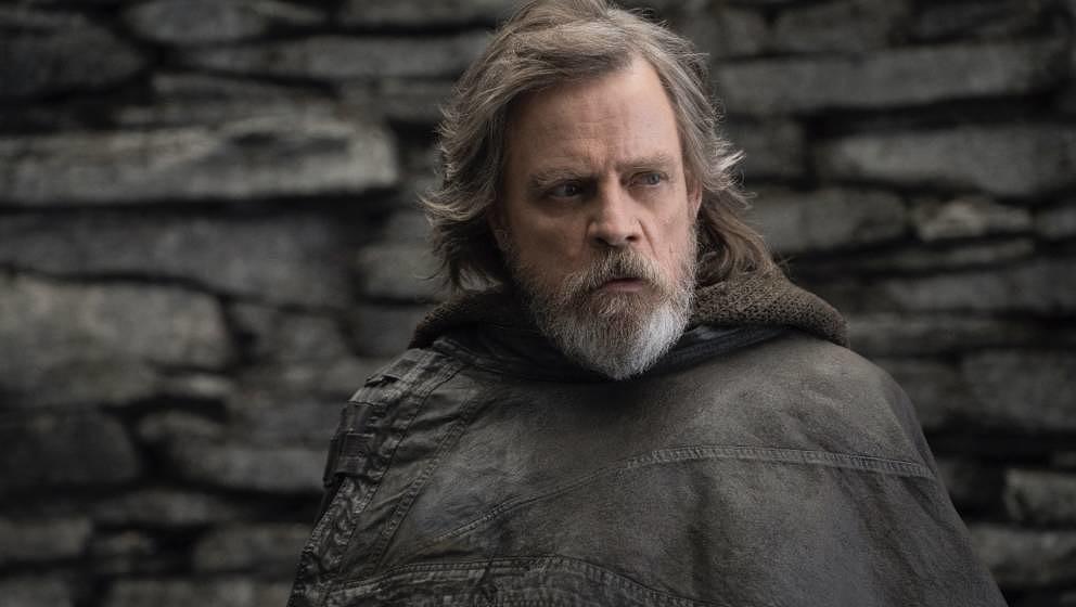 """Mark Hamill in """"Star Wars: Die letzten Jedi"""""""
