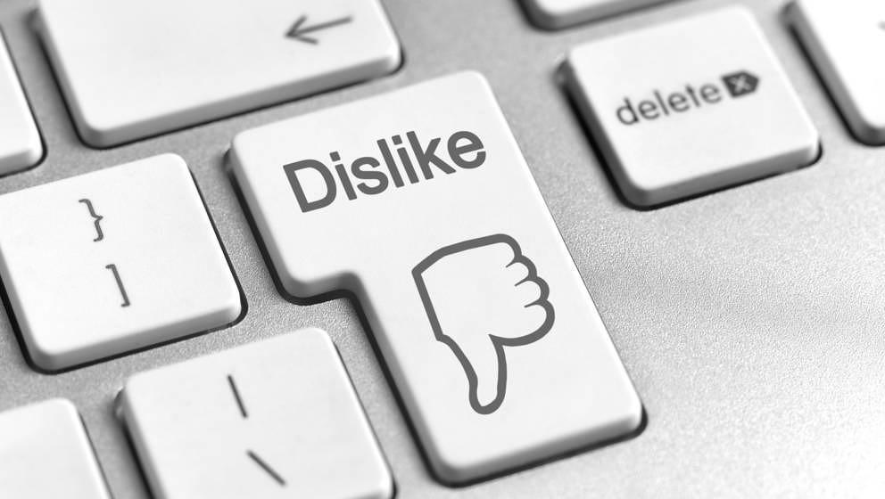 Diese Videos haben die meisten Dislikes auf YouTube gesammelt