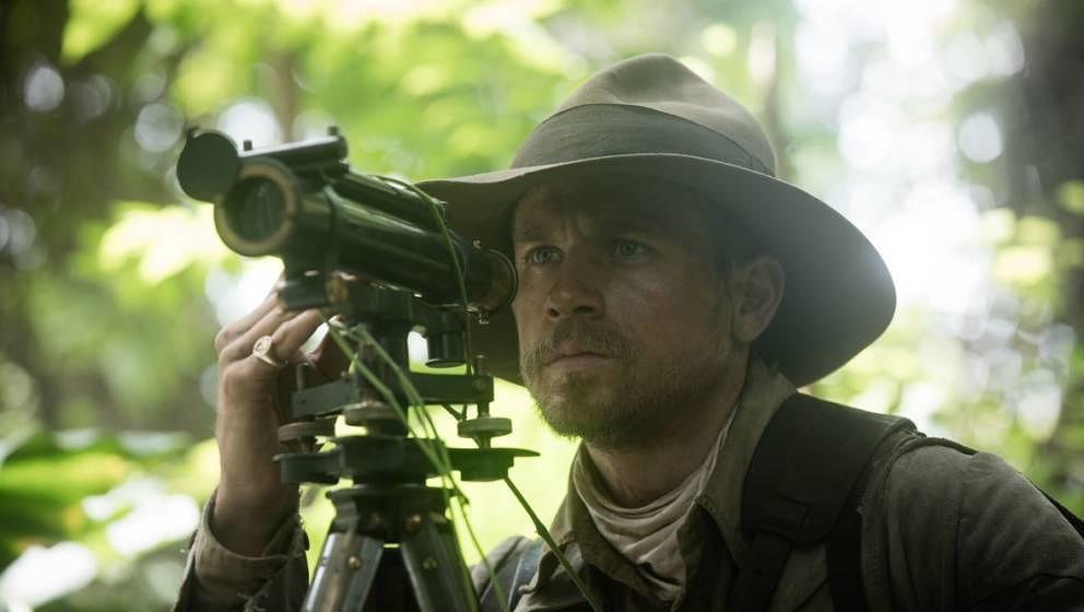 "Charlie Hunnam in ""Die versunkene Stadt Z"""