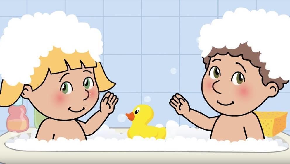 """Auf Platz 9: """"Hände Waschen"""""""