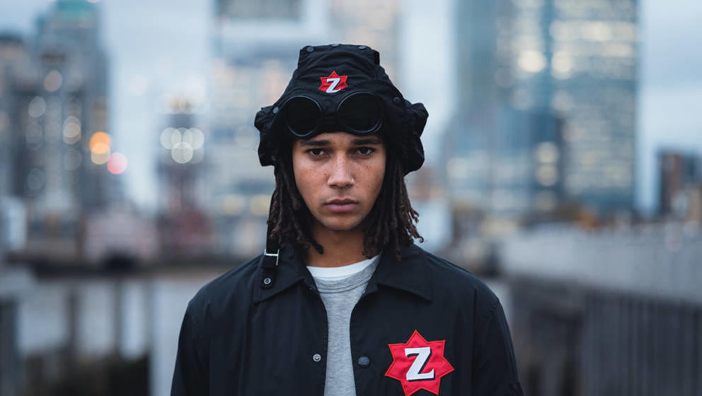 Das Z steht für Gorillaz: Die exklusive Coach Jacket aus der C.P-Company-Kooperation