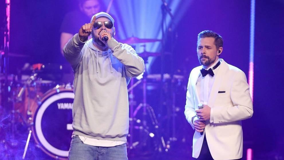 Sido Weihnachtsshow: Der Rapper spielt in der Columbiahalle