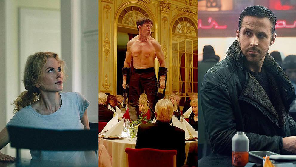 Horror, Satire und Spektakel: Das Filmjahr 2017 hatte alles zu bieten.