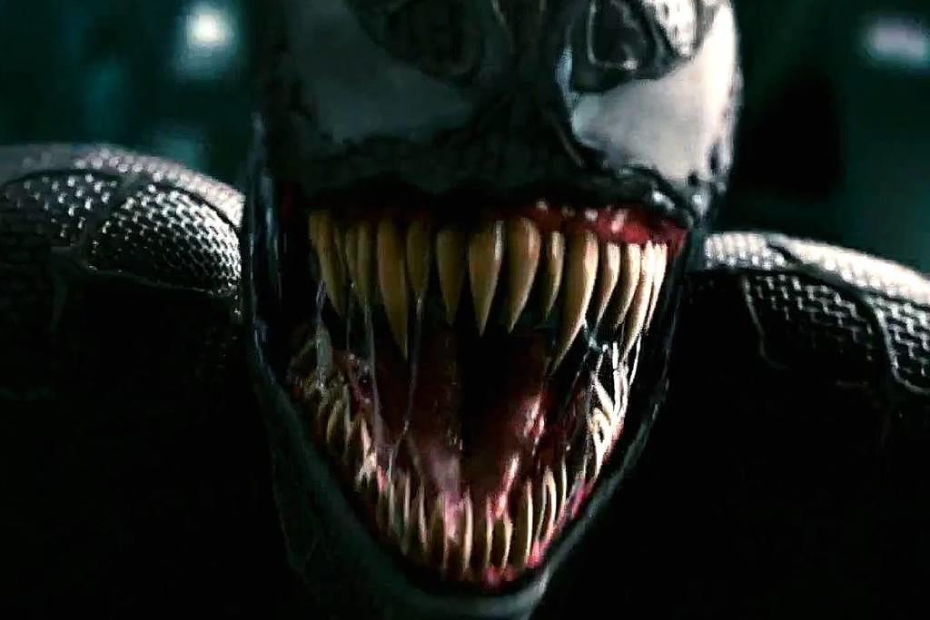 "So sah Venom in ""Spider-Man 3"" aus"
