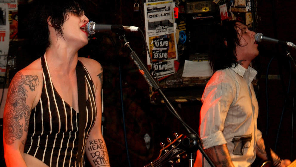 The Distillers in New York City