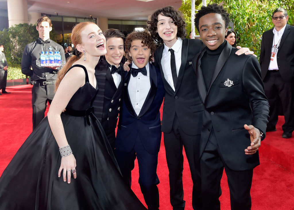 Stranger Things Fans Wundern Sich über Elevens Solo Show Bei Den