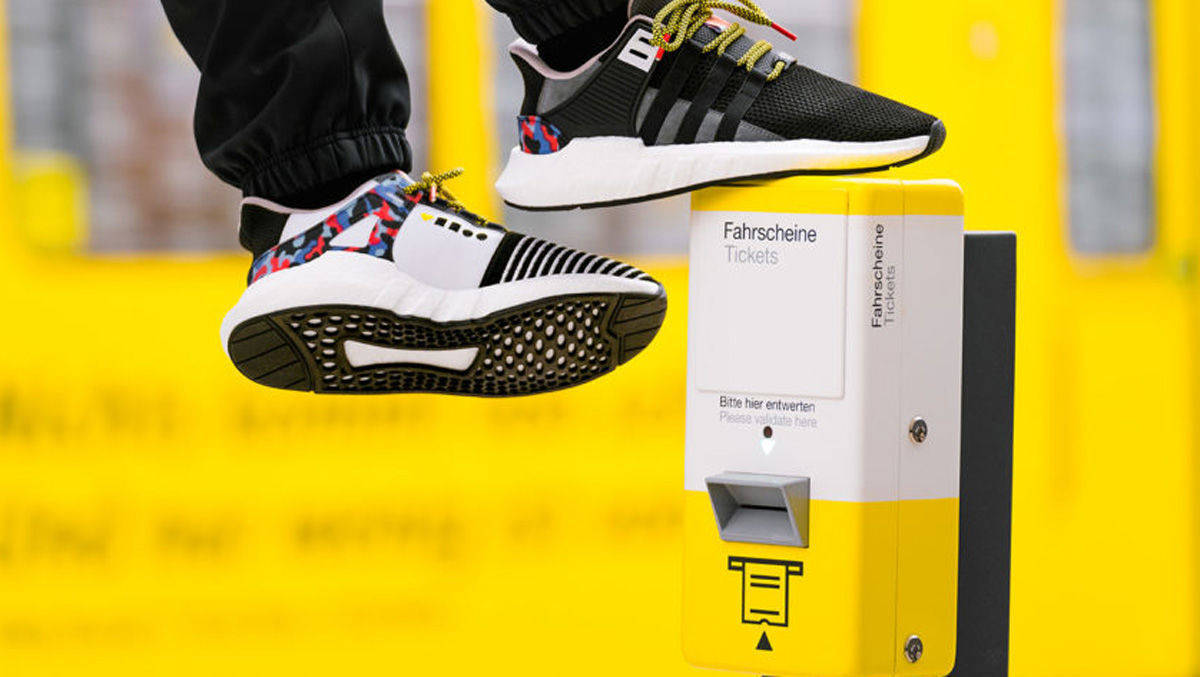 Bvg Adidas Schuhe