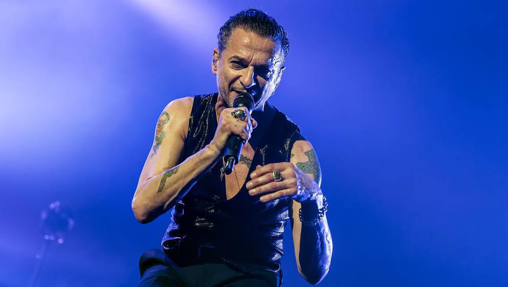 Depeche Mode @ Arena Nürnberg, 21.1.2018