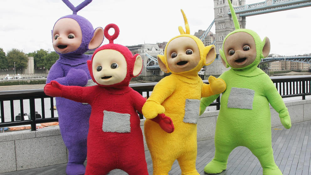 Teletubbies-Star Simon Shelton Barnes ist tot!