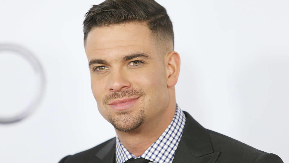 HOLLYWOOD, CA - DECEMBER 08:  Mark Salling arrives at the 15th Annual Trevor Project Benefit held at Hollywood Palladium on D