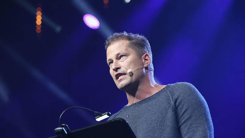 <> the charity event 'Auch ihr seid jetzt Deutschland' in favor or the Til Schweiger Foundation as part of the Lit.Colo
