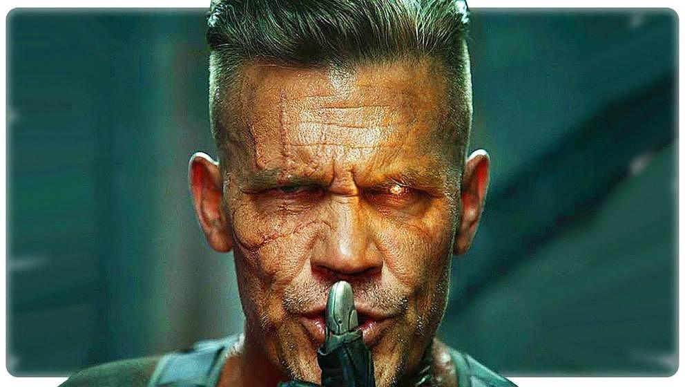"Josh Brolin in ""Deadpool 2"""