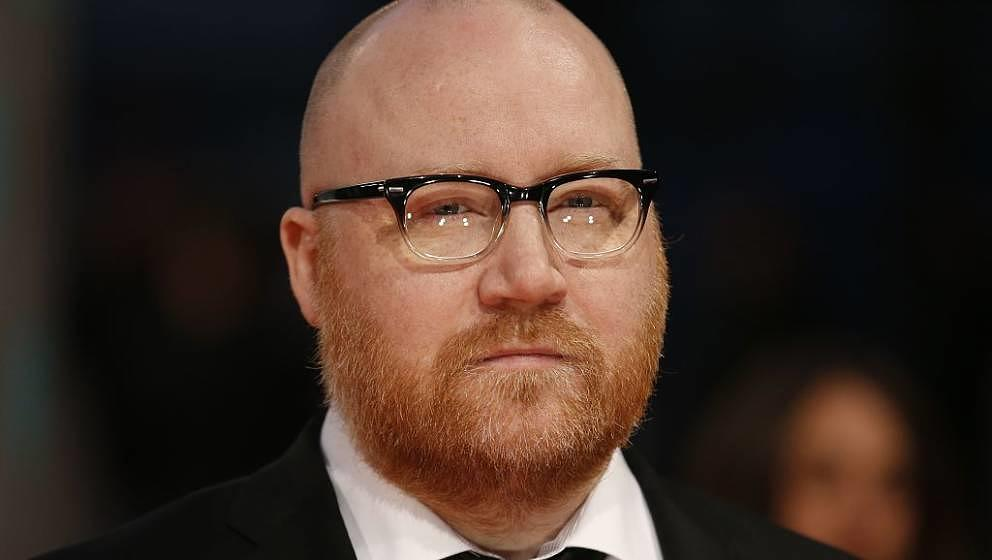 Icelandic composer Johann Johannsson arrives on the red carpet for the BAFTA British Academy Film Awards at the Royal Opera H