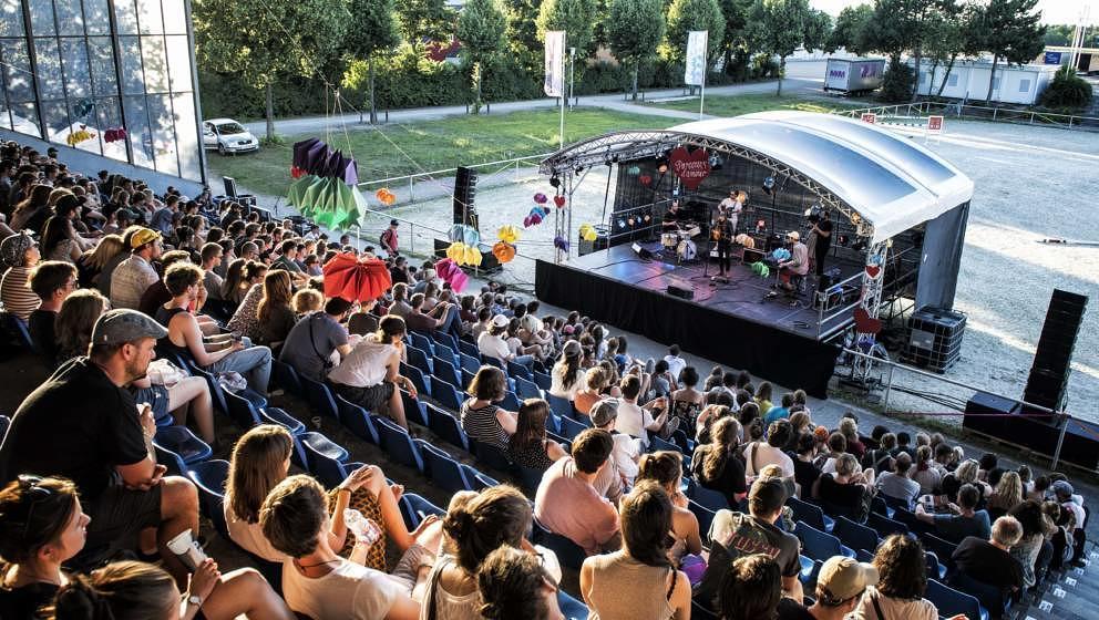 Vom 15. bis 17. Juni 2018 wieder in Mannheim: Das Maifeld Derby