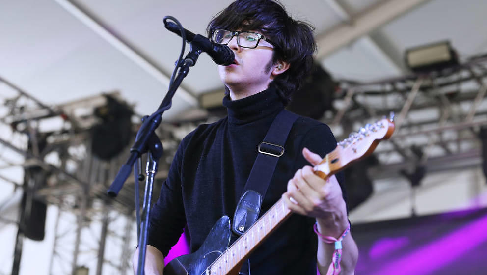 Will Toledo von Car Seat Headrest