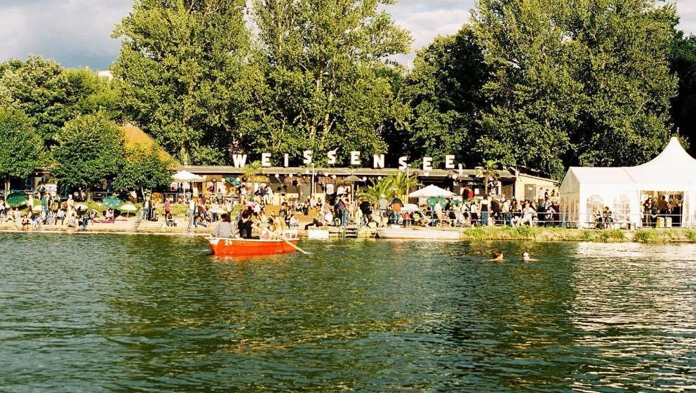 Am 4. August 2018 wieder in Berlin: Das By the Lake Festival