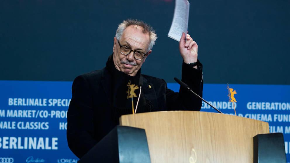 Leitet seit 17 Jahren die Berlinale: Dieter Kosslick
