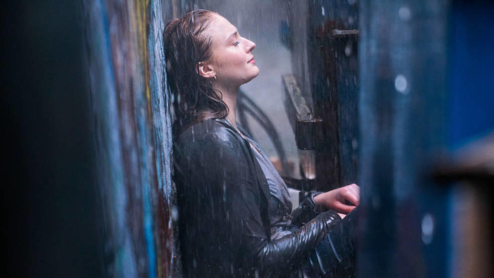 "Sophie Turner in ""Dark Phoenix"""