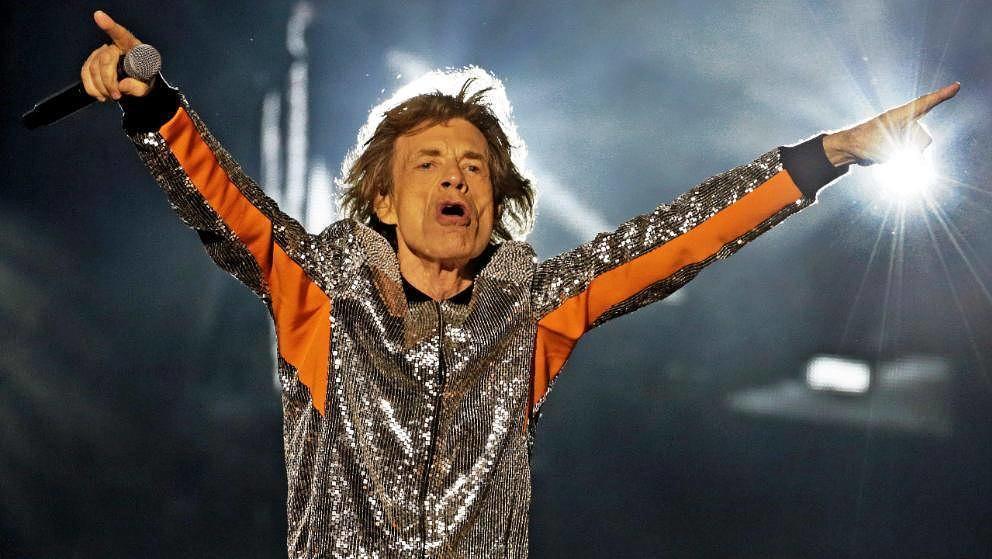 Rolling Stones spielen in Berlin und Stuttgart